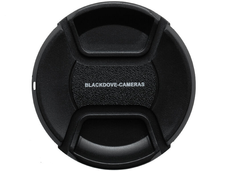 55 front lens cover 55mm TP Tappo frontale per obiettivi Blackdove-Cameras